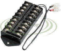 12V Power Distribution Block - 9