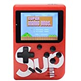 Retro Handheld Game Console Emulator Built-in 168 Classic Game, Sup X Game Box, BEST GIFT FOR CHILDREN