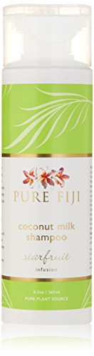 Price comparison product image Pure Fiji Shampoo, Starfruit, 8.5 Ounce