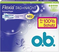 O.B. Tampons Flexia Super Plus Comfort 32 Stück