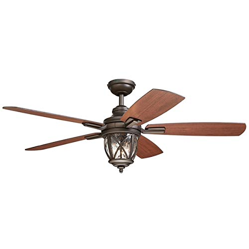 Indoor Outdoor Ceiling Fans With Light Kit in US - 4