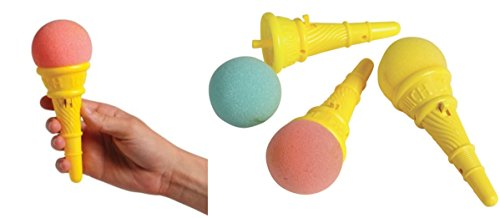 Ice Cream Cone Shooter - 12 pack - 7 inch -