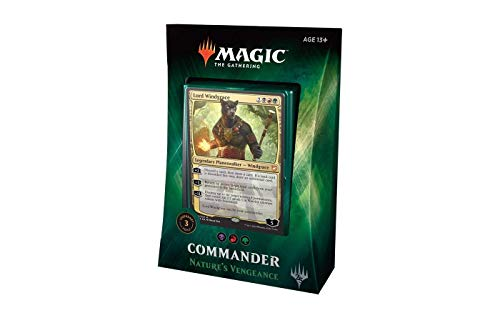 Magic: the Gathering - Commander 2018 - Nature's Vengeance by Magic: the Gathering