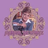Jessica -- Murder She Wrote Adult T-Shirt, Medium
