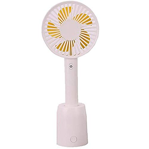 Mini Portable Youth Fan Study Room/Office Boys Room Girls Room for Baby Adult@White ()
