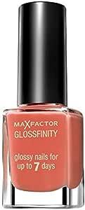 Max Factor Glossfinity Nail Polish - 11 ml, Cute Coral 70