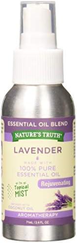 Natures Truth Spray Rejuvenating Lavender product image