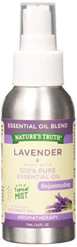 Nature's Truth Mist Spray, Rejuvenating Lavender, 2.4 oz