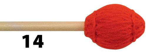 Mike Balter Red Medium Soft Yarn Mallets