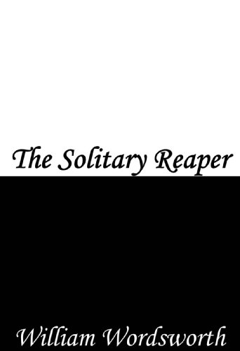a solitary reaper