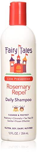 - Fairy Tales Rosemary Repel Shampoo 12 oz. Set of 2 Bottles