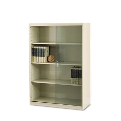 4 Shelf Contemporary Bookcase - 8