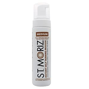 St Moriz Instant Self Tanning Mousse - 200 ml