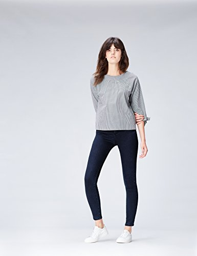 Regular Vita Jeans Donna Find Indigo Blu deep Skinny 47gfw
