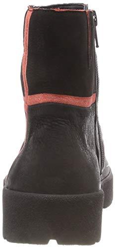 383095 Stivali Boots Pensare Ankle Drunta Caviglia Sz Black Donne 383095 Think Sz Colore Drunta 71 Delle Rosso Women's Di rosso 71 dXxtwqWv