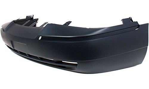 New Evan-Fischer EVA17872028430 CAPA Certified Front BUMPER COVER Primed Direct Fit OE REPLACEMENT for 2003-2005 Mercury Grand Marquis *Replaces Partslink FO1000518C