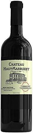 X18 Château Haut-Marbuzet 2016 37,5 cl AOC Saint-Estèphe Vino Tinto