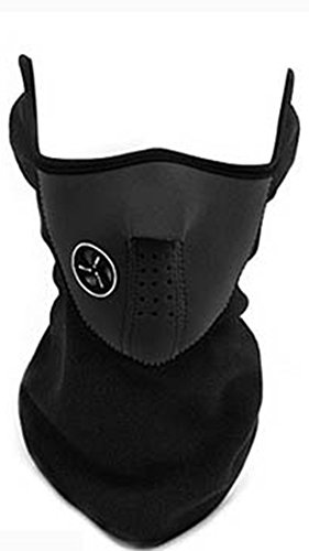 AmaranTeen - Bike Motorcycle Ski Snowboard Neck Warmer Face Mask