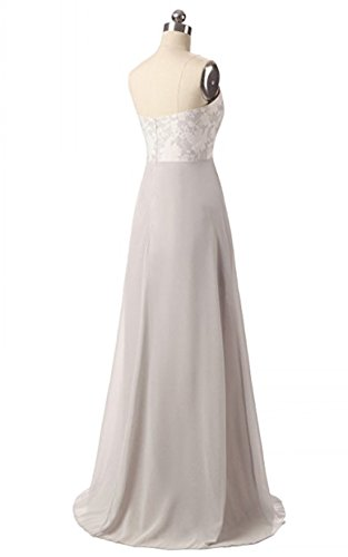 Bridal line Annies Chiffon A2 Prom Long Ruched Womens Dresses Gowns Strapless A dBUF0wq