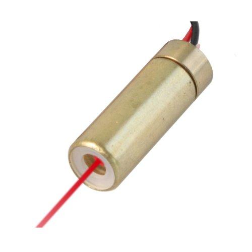 Quarton Laser Module VLM-650-11 LPA (FAR RANGE SMALL DOT-SPOT LASER) by Infiniter