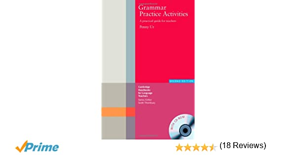 Grammar Practice Activities Paperback with CD-ROM: A Practical ...