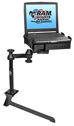 RAM MOUNTS (RAM-VB-154-SW1 No-Drill Laptop Mount for The Nissan Frontier, Pathfinder and - Sw1 Laptop Mount Computer