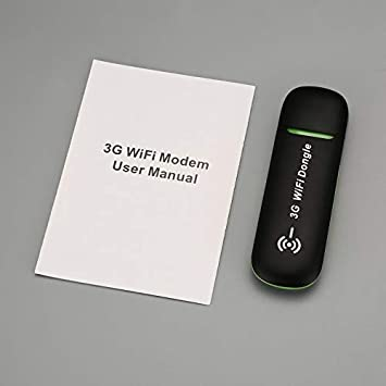 Goldyqin QR62W 3G WiFi móvil Hotspot Coche Módem USB ...