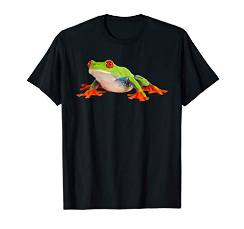 (Red Eyed Tree Frog T-shirt)