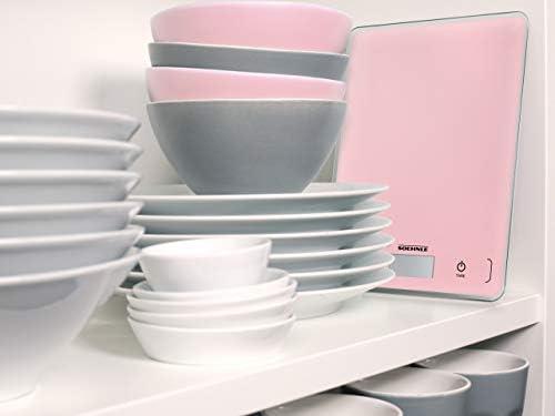 Soehnle Page Compact 300 Rosa Báscula de Cocina Digital: Amazon.es ...