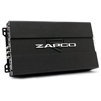 zapco st 4x p 360 watts 4 channel power class a b st x series amplifier home audio. Black Bedroom Furniture Sets. Home Design Ideas