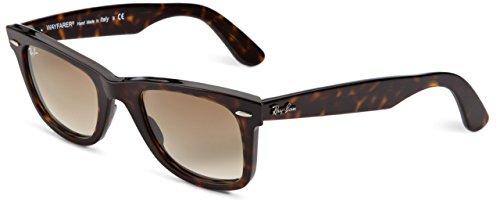 Ray-Ban 0RB2140 Original Wayfarer Sunglasses, Tortoise, 50mm (Original Wayfarer Brillen)
