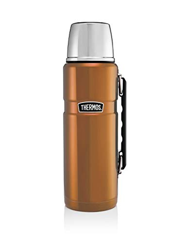 Thermos Flask, 1.2 L, Copper