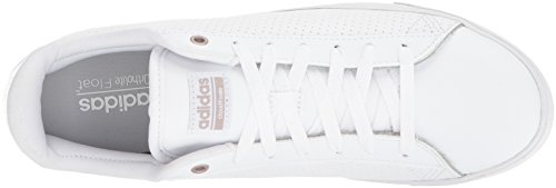 adidas Women's Cf Daily Qt Cl W White/White/Grey outlet footlocker finishline limited edition 2014 unisex for sale free shipping manchester great sale NIRR7Gc