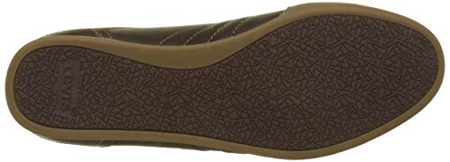 2 Marrone Sneaker Brown Levi's 0 Turlock 29 Uomo dark 5qXxz6x