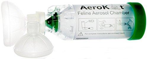 AeroKat Feline Aerosol Chamber for Cats by N'iceshop
