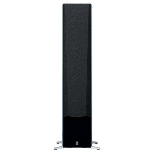 Yamaha NS-555 3-Way Bass Reflex Tower Speaker (Each) Black ()