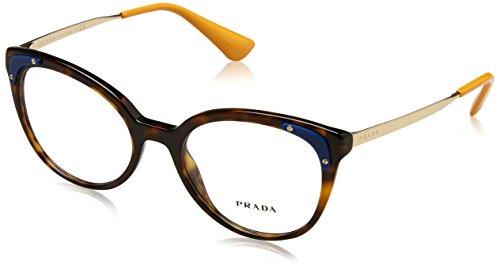 Prada Women's PR 12UV Eyeglasses 51mm (Glasses For Women Prada)