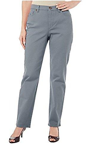 Classic Natural Marble - Gloria Vanderbilt Womens Amanda Heritage Fit, Tapered Leg, Classic Rise Jeans (Marble Mist, Size 24W)