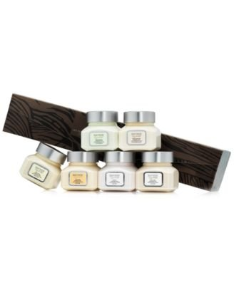 Deluxe Vanilla Extract (Laura Mercier Le Petite Patisserie Souffles Body Creme Limited Edition Holiday Collection - Set of 6 Creams)