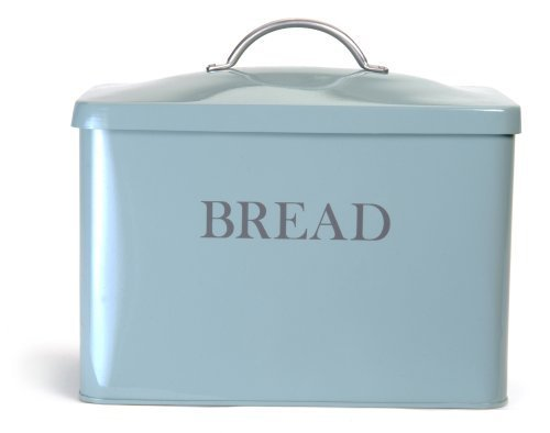 Garden Trading Bread Bin - Shutter Blue by Garden Trading