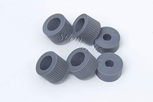 Yoton PA03338-K011 PA03576-K010 for Fujitsu Fi-5650 Fi-5750C Fi-6670 Fi-6750 Fi-6670 Fi-6770 6770A Roller Tire