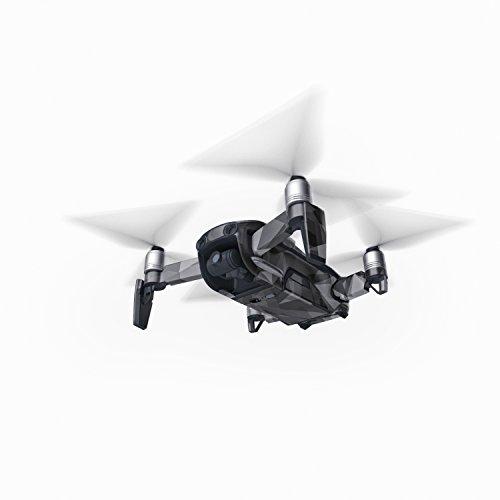 da5e7b3469d Starkiller 51 Piece Decal Kit for DJI Mavic Air Drone - Includes Drone Skin,  Controller Skin and 3 Battery Skin