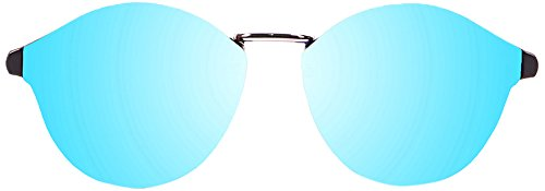 Lunettes de soleil Loiret Flat Lense - de Ocean Marron (Marrone)