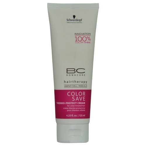 ure Color Save Thermo-Protect Cream 4.25oz (Schwarzkopf Bc Color Save)