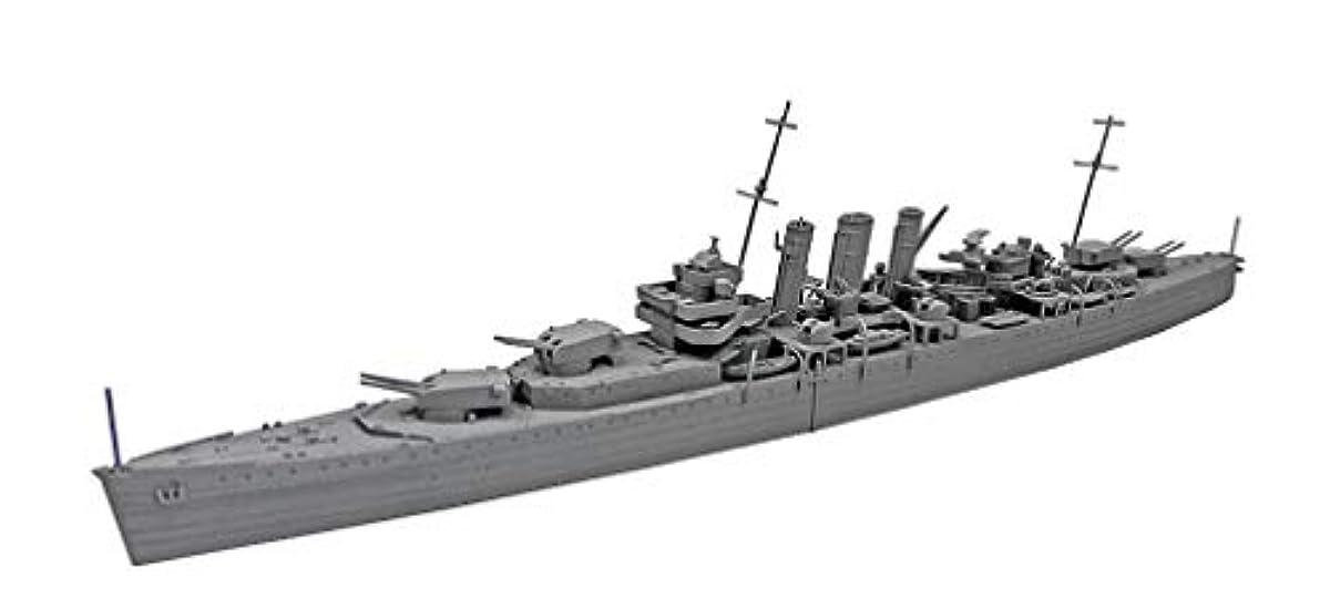 [해외] 청도(아오시마) 문화 교재사 1/700 워터 라인 시리즈 NO.808 영국군 중순양군함 드―세트샤 프라모델