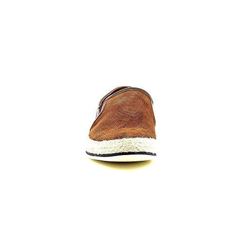 Cafeina - Mocasines de Piel para hombre Marrón - marrón