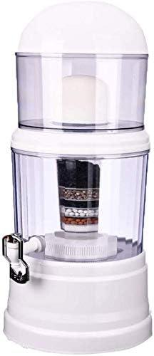 Navidad 14L Filtro de Agua Hogar Purificador de Agua Dispensador de Agua alcalina Tratamiento de Agua Potable Bebida Recta: Amazon.es: Deportes y aire libre