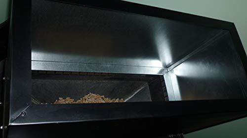 1500 Sq Ft. Pellet Stove Hopper Extension ()