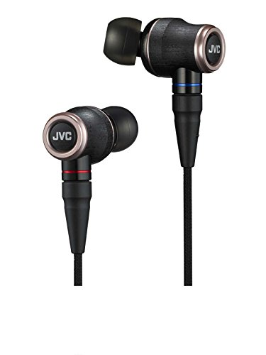 JVC CLASS-S WOOD series Hi-Res sound source corresponding HA-FW01 by JVC