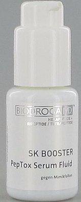 Biodroga Md Skin Booster Peptox Serum Fluid 30 Ml  Herbal Botulinum Toxin  Botox  Alternative  New